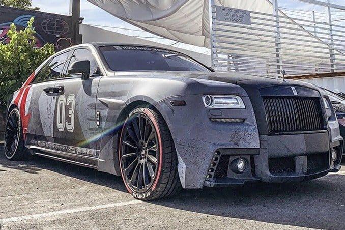 Rolls Royce Mascot Easy Import Auto