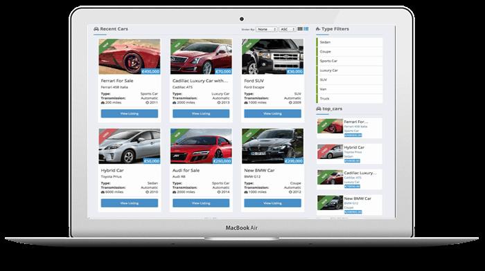 Les meilleurs sites d'annonces de voitures Américaines