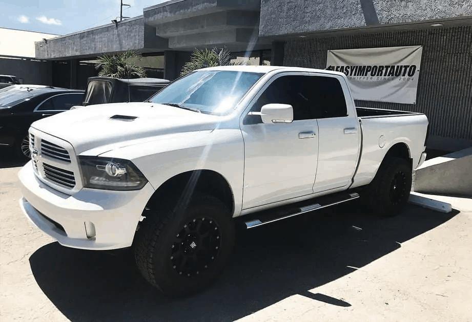 Dodge Ram à vendre