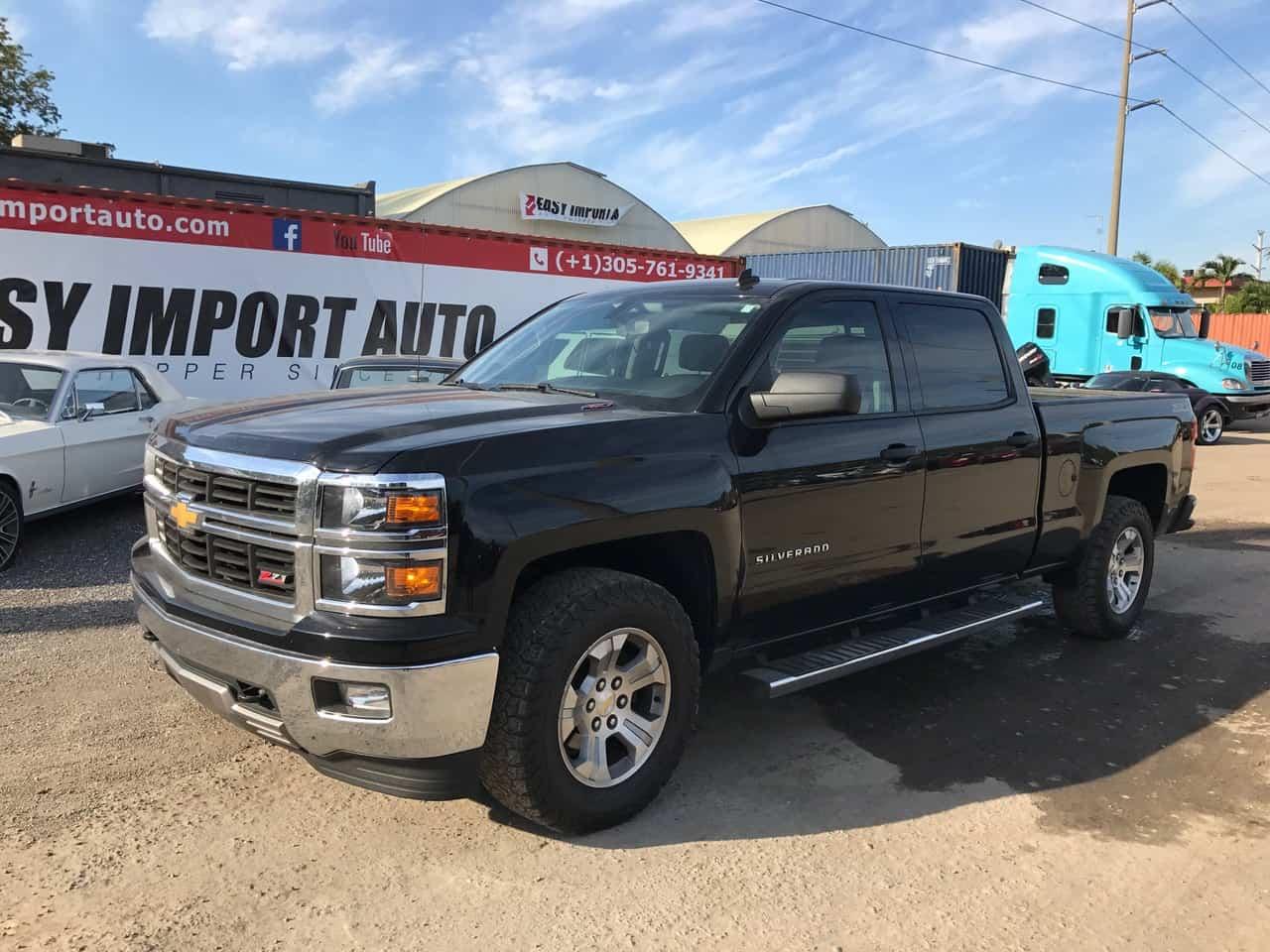 Import Pick-up US